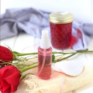 Rose Water Toner 💕💕